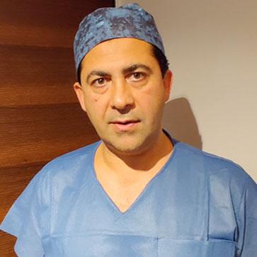 Dr Mani - Laser Eye Surgeon in London